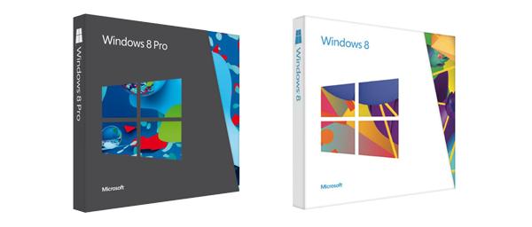Windows 8 Профессиональная и  Windows 8 Начальная