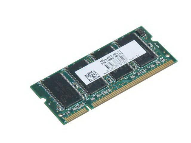 Модуль памяти DDR 256 мb- 1 Гб  SO-DIMM